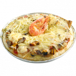Mini-pizza aux fruits de mer TLC