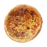 Mini-quiche saumon et oseille TLC