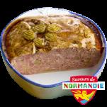 Pâté gourmand aux pommes TLC Saveurs de Normandie