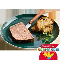 Pâté grilladin TLC Saveurs de Normandie