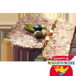 Pâté normand TLC Saveurs de Normandie