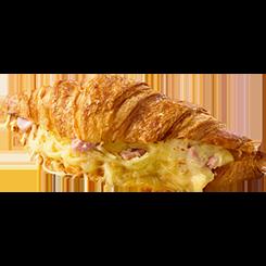 Croissant au fromage TLC