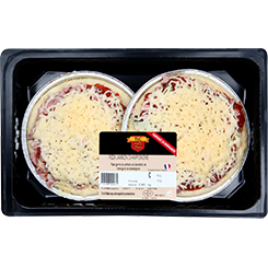 Duo pizza jambon TLC